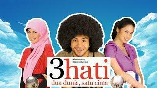 Nonton 3 Hati 2 Dunia 1 Cinta Trailer Film Subtitle Indonesia Streaming Movie Download