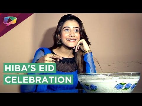 Hiba Nawab Celebrates Eid With Her Parents