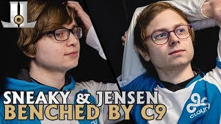 Video Why Did Cloud9 Bench Jensen, Sneaky & Smoothie? | 2018 NA LCS Summer MP3, 3GP, MP4, WEBM, AVI, FLV Juni 2018