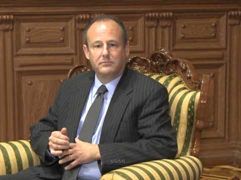Nicolae Timofti met U.S. Deputy Assistant Secretary in the Bureau of European and Eurasian Affairs Eric Rubin