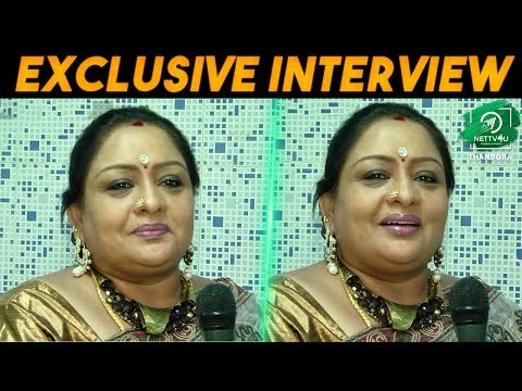 Exclusive Interview With Sulakshana Actress