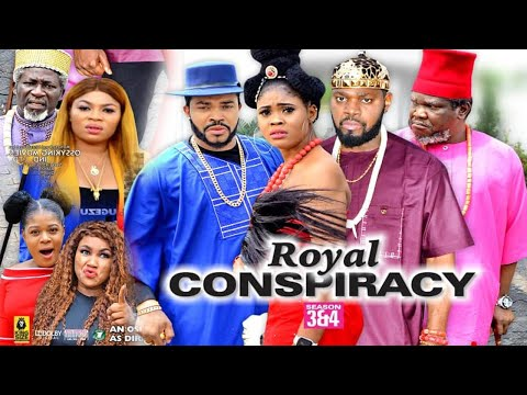 ROYAL CONSPIRACY SEASON 3  - UGEZU J UGEZU THINK|JERRY WILLIAMS|2020 LATEST NIGERIAN NOLLYWOOD MOVIE