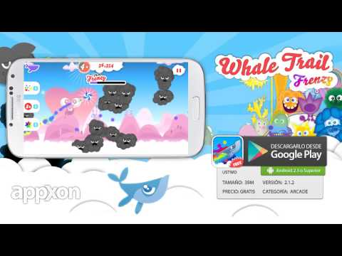 whale trail android apk download