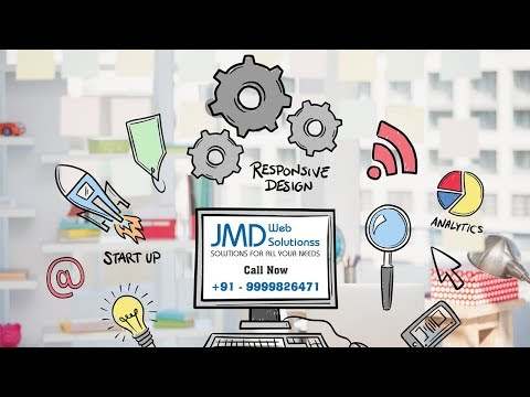 Jmd Web Solutionss - Website Designing and Development Company in Delhi