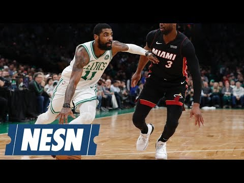 Video: Celtics look for their 10th-straight win at home
