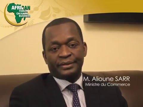 SPOT FORUM AFRICAIN DU BUSINESS HALAL DAKAR 3 AU 5 MARS RADISSON BLU