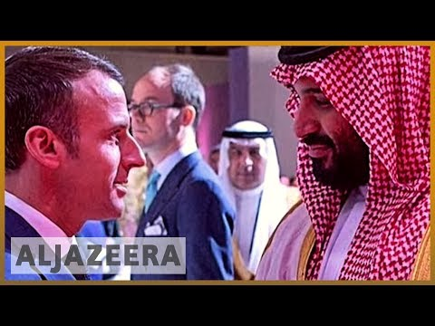 🇫🇷🇸🇦'You Never Listen To Me': Macron Meets MBS On G20 Sidelines L Al Jazeera English