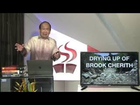 DIVINE SERVICE | DRYING UP OF BROOK CHERITH | PART 1 | FACING CRISIS IN LIFE