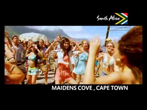 0 South African Tourism promoted destination with 'Cocktail'