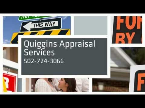 Quiggins Appraisal Services – 502.724.3066