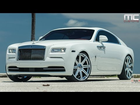 MC Customs | Vellano Wheels Rolls-Royce Wraith
