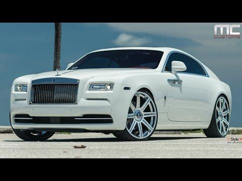 MC Customs | Vellano Wheels Rolls-Royce Wraith
