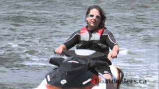 8. 2012 / 2011 Sea-Doo GTI 130 Personal Water Craft Review