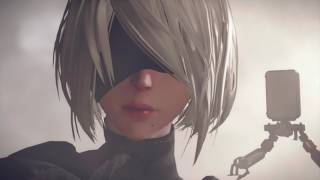 "NieR: Automata – ""Glory to Mankind 119450310"""