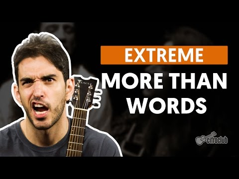 M – More Than Words – Extreme