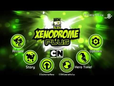 Video of Ben 10 Xenodrome Plus