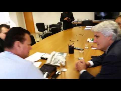 Delcídio – Balanço das atividades da semana (06/11/2015)