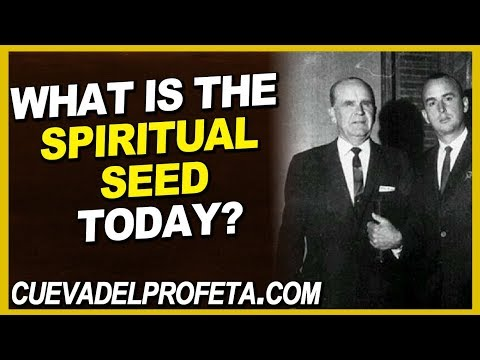 God quotes - What is the spiritual Seed today?  William Marrion Branham Quotes
