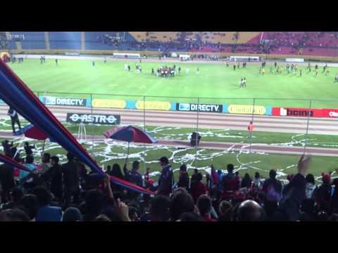 MAG fiesta inQontrolable! - Mafia Azul Grana - Deportivo Quito
