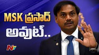 Laxman Sivaramakrishnan Set To Replace MSK Prasad As New BCCI Chief Selector