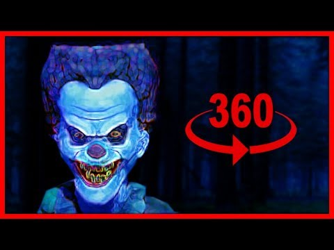 Download 360 | Creepy Clown Challenge HD Mp4 3GP Video and MP3