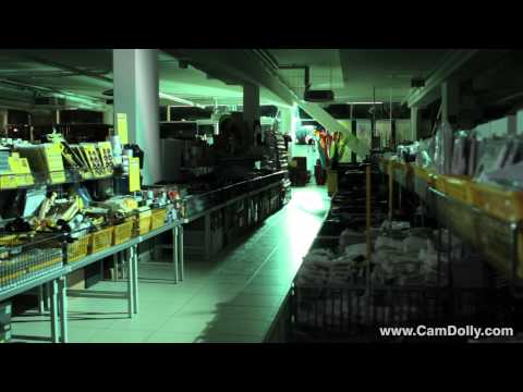 CamDolly Showcase: Nino Leitner using the Tracking camera dolly assembly