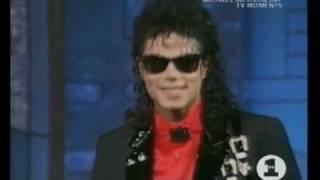 Arsenio Hall Show: Michael Jackson with Eddie Murphy