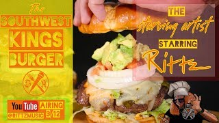 Rittz - Starving Artist- Episode 1 - SWK Burger