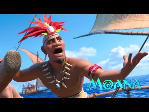 🌊⁠⁠⁠⁠ Moana - We Know The Way [audio Version With Movie Scene + Lyrics On Subtitles] Hd