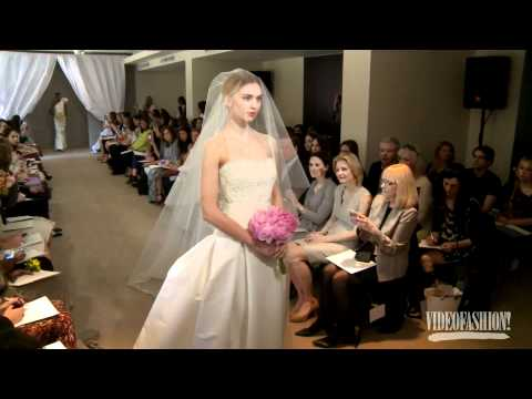 Runway: Carolina Herrera Spring 2013 Bridal Collection