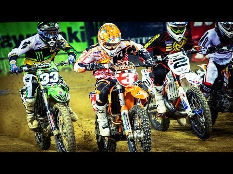 Vegas - The 2013 Geico AMA EnduroCross Series Final Round LIVE from Las Vegas, NV! EnduroCross tracks incorporate various elements of extreme off road racing into a Supercross-style setting, including...