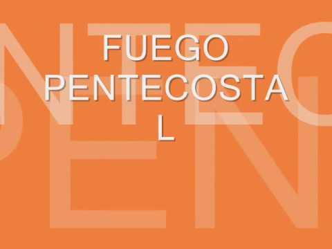 CORO DE FUEGO PENTECOSTAL EN LENGUA