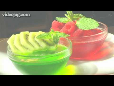 jelly - Jelly Recipe. A basic guide to making one of the world's most famous and well-loved children's desserts. Serve with ice cream for that complete experience. S...