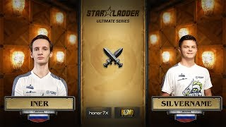 Iner vs SilverName, game 1