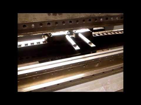 Prasa krawędziowa hydrauliczna CNC Safan SMK-K-50-2050 TS1 2003