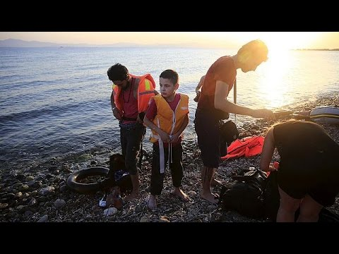 Ελλάδα και Ιταλία: Κύρια πύλη εισόδου για χιλιάδες μετανάστες
