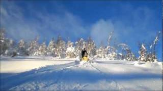3. Ski Doo Summit X 800 2008