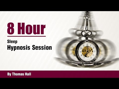 Feel Confident & Comfortable In All Situations - Sleep Hypnosis Session - By Thomas Hall