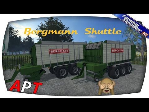 Bergmann Shuttle 700s v2.1