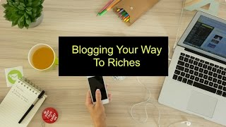 Emma Bradley and Lynn James wrote Blogging Your Way To Riches to teach bloggers have they can turn their blogs into profitable businesses. They recently had a media day to launch the book.