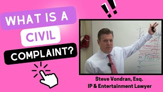 How to file a civil complaint