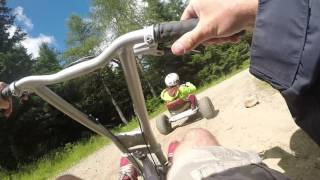Mutters Austria  City new picture : MOUNTAIN KARTS - MUTTERS AUSTRIA