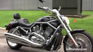 3. Used 2004 Harley Davidson VRSCA V Rod Motorcycles for sale in Florida