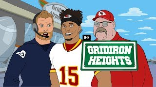 Chaos Ensues When Rams-Chiefs Gets Moved to LA  | Gridiron Heights S3E11