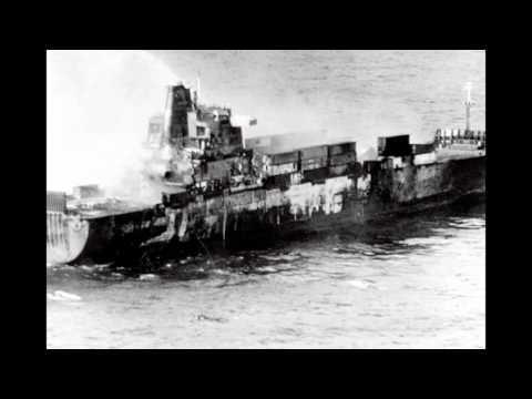 La Primera Guerra del Golfo Pérsico...