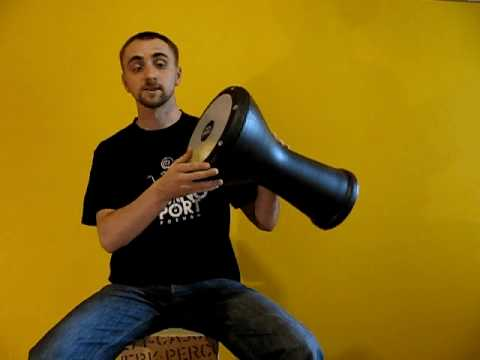 darbuka - KarWil's Darbuka Tutorial Part 1: Proper playing position and basic sounds (doum / tek / ka) and their use in compositions. Beginner level. Various free drum...