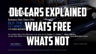 Nonton Forza 6 - DLC Cars Explained - Whats Free? Whats Not. Film Subtitle Indonesia Streaming Movie Download
