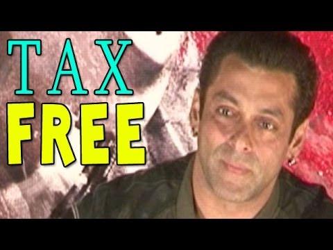 Jai Ho   Salman Khan's movie Tax free in Gujarat