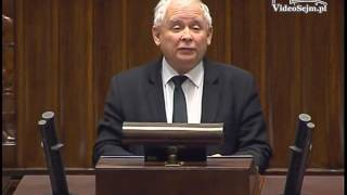 Nieudolne tłumaczenie Kaczyńskiego! Chce przerwy dla ochłonięcia.