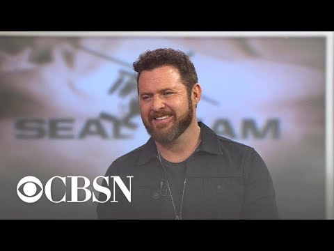 "AJ Buckley on special episode of CBS drama ""SEAL Team"""